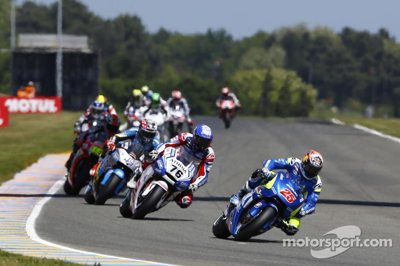 Маверік Віньялес, Team Suzuki MotoGP та Лоріс Баз, Forward Racing Yamaha