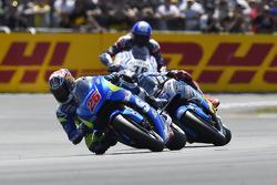 Маверик Виньялес, Team Suzuki MotoGP и Скотт Реддинг, Marc VDS Racing Honda
