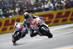 Йонни Эрнандес и Данило Петруччи, Pramac Racing Ducatis