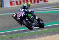 Jorge Lorenzo and Valentino Rossi, Yamaha Factory Racing