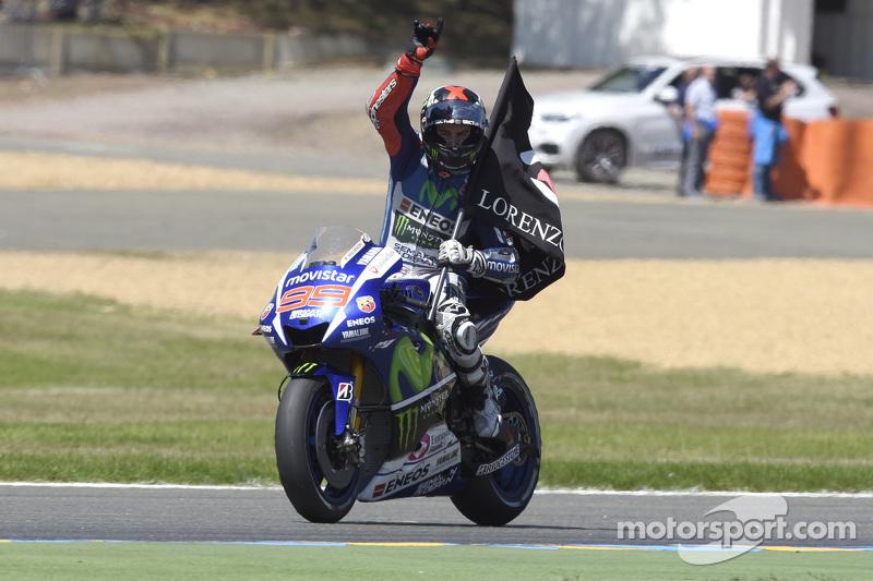 Grand Prix de Frankrijk - winnaar
