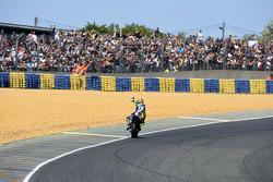 Второе место - Валентино Росси, Yamaha Factory Racing