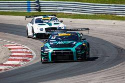 #33 Always Evolving Racing Nissan GT-R-GT3: JD Davison