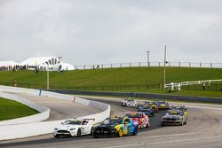 GTS Race start