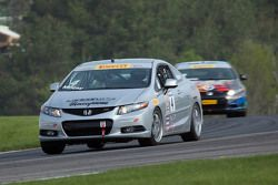 #4 MINCEY RACING Honda Civic Si: Timothy Mincey Sr.