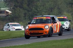 #51 Indian Summer Racing, Mini Cooper: Mac Korince