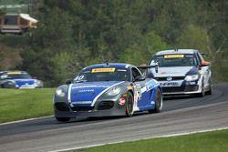 #40 BERG Racing Porsche Cayman: John Weisberg