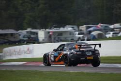 #98 Breathless Racing Mazda MX-5: Ernie Francis Jr.