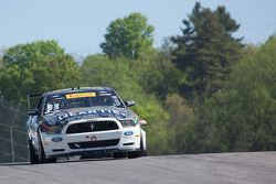 #33 Capaldi Racing Ford Boss 302: Dan Martinson
