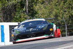#07 Scuderia Corsa Ferrari 458: Martin Fuentes