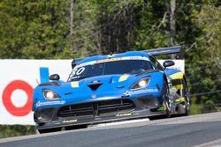 #80 Lone Star Racing Sr.T Viper GT3R: Dan Knox