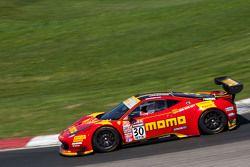 #30 NGT Motorsport Ferrari 458: Энрике Сиснерос