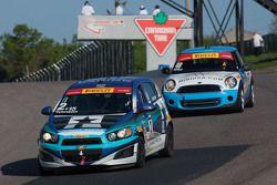 #2 Hack Racing, Chevrolet Sohnic: Van Svenson