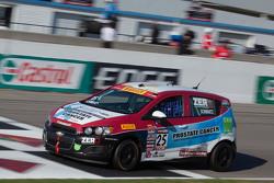 #25 Tech Sport Racing Chevy Sonic: Johan Schwartz