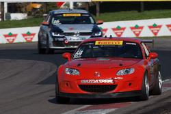 #64 Snader Racing, Mazda MX-5: Austin Snader