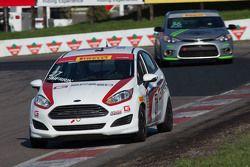 #27 Gspeed Ford Fiesta: Marc Sherrin