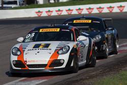 #03 Autometrics Motorsports, Porsche Cayman: Cory Friedman