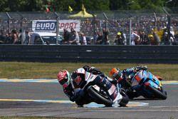 Johann Zarco, Ajo Motorsport et Tito Rabat, Estrella Galicia 0,0 Marc VDS