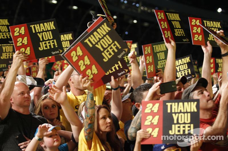 Thank You, Jeff!