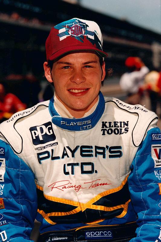 """Jacques Villeneuve und das """"Indy 505"""""""