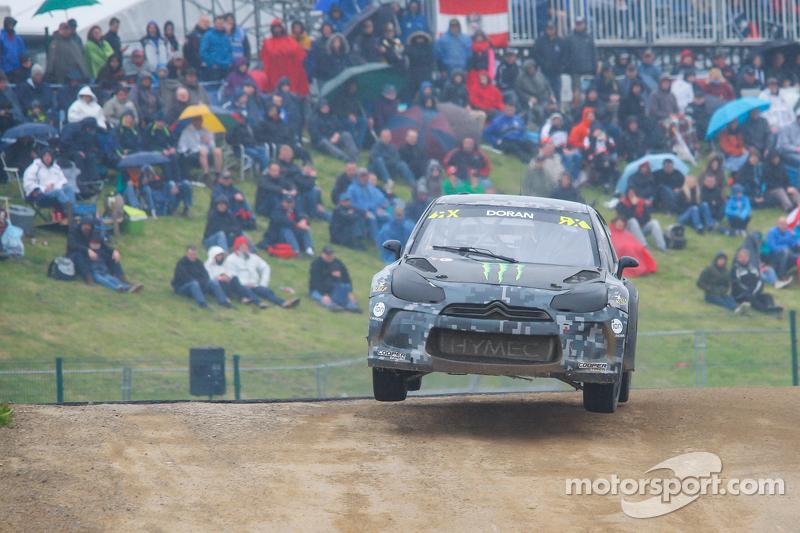 Ліам Доран, SDRX Citroën DS3