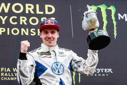 Winner: Toomas Heikkinen, Marklund Motorsport Volkswagen Polo
