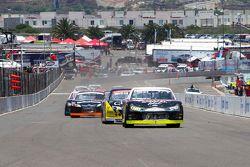 Inicio: Rodrigo Peralta, Tame Racing lider