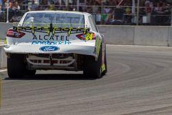 Rodrigo Peralta, Tame Racing parte trasera de su auto