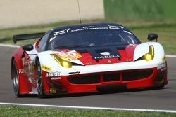#60 Formula Racing Ferrari F458 Italia : Johnny Laursen, Mikkel Mac, Andrea Rizzoli