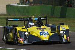 #45 Ibanez Racing Oreca 03 - Nissan: Pierre Perret, Ivan Bellarosa, José Ibanez
