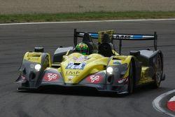 #44 Ibanez Racing Oreca 03 - Nissan: Michela la Rosa, Yutaka Yamagishi