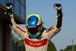 Racewinnaar Tristan Gommendy