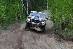Втктор Сандыбаев, Lada