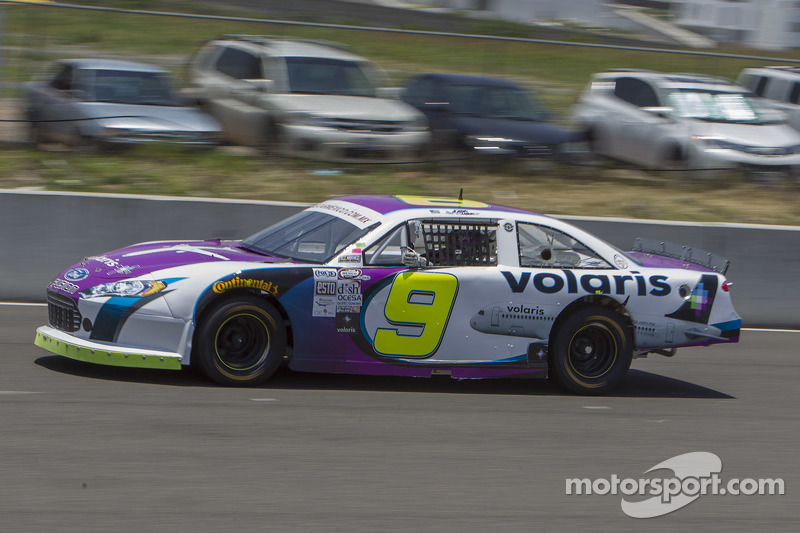 James Nides, Alpha Racing Ford