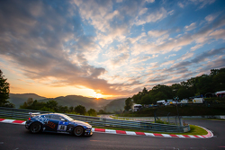 #88 Stadavita Yarış Takımı Aston Martin Vantage V8 GT4: Scott Preacher, Robert Thomson