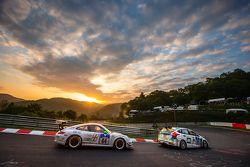 #64 Porsche 997 Cup: Michael Hagen, Gianvito Rossi, Christoph Rendlen