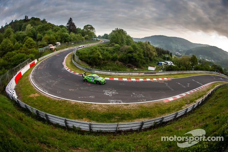 #116 MSC Sinzig e.V. im ADAC Audi TT: Rudi Speich, Roland Waschkau, Dirk Vleugels, Thorsten Jung
