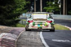 #74 Getspeed Performance Porsche 997 GT3 Cup: Ulrich Berg, Patrik Kaiser, Maxence Maurice, Camilo Echevarria