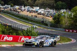 #18 Walkenhorst Motorsport, BMW Z4 GT3: Henry Walkenhorst, Ralf Oeverhaus, Christian Bollrath, Stefan Aust