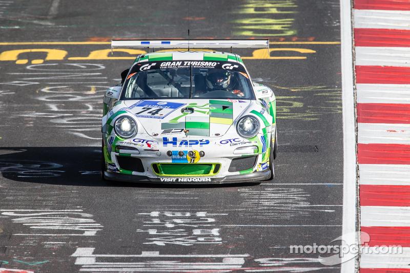 #74 Getspeed Performance Porsche 997 GT3 Cup: Ulrich Berg, Patrik Kaiser, Maxence Maurice, Camilo Ec