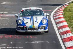 #81 Porsche 991: Markus Horn, Felix Horn, Jean-Louis Hertenstein, Panagiotis Spiliopoulos
