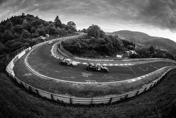 #9 Scuderia Cameron Glickenhaus SCG003C: Manuel Lauck, Marino Franchitti, David Jahn, Franck Mailleu