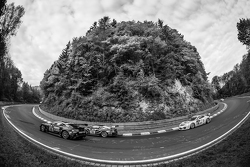 #48 Aston Martin Test Centre Aston Martin V12: Liam Talbot, Florian Kamelger, Peter Cate, Wolfgang S