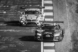 #29 Audi Sport Team WRT Audi R8 LMS: Nicki Thiim, Christer Jöns, Pierre Kaffer, Laurens Vanthoor, #2