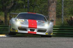 #62 AF Corse Ferrari F458 Italia GT3: Thomas Flohr, Stuart Hall, Francesco Castellacci