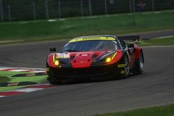 #56 AT Racing, Ferrari F458 Italia: Alexander Talkanitsa sr., Alexander Talkanitsa jr., Alessandro P