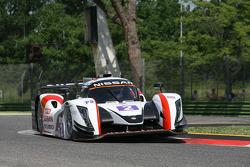 #2 Team LNT Ginetta - Nissan: Michael Simpson, Gaëtan Paletou