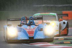 #29 Pegasus Racing, Morgan - Nissan: David Cheng, Leo Roussel, Julien Schell