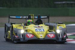 #44 Ibanez Racing, Oreca 03 - Nissan: Michela la Rosa, Yutaka Yamagishi