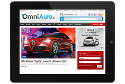 Скриншот OmniAuto.it
